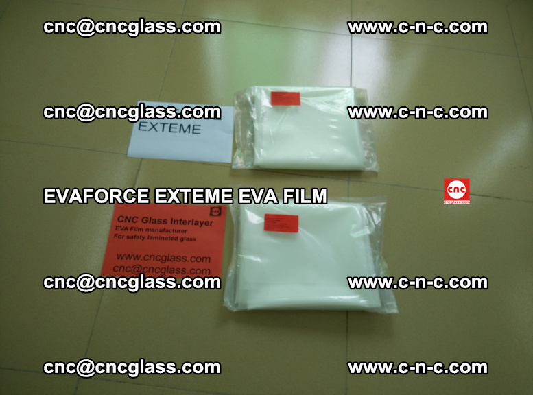 EVAFORCE EXTEME EVA FILM for safety glass laminating (97)
