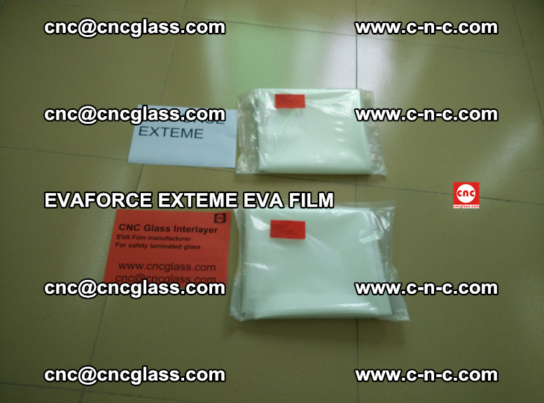 EVAFORCE EXTEME EVA FILM for safety glass laminating (98)