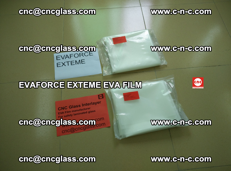 EVAFORCE EXTEME EVA FILM for safety glass laminating (99)