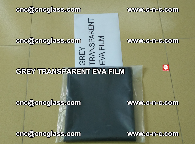 GREY TRANSPARENT EVA FILM for safety decorative laminated glass glazing (11)