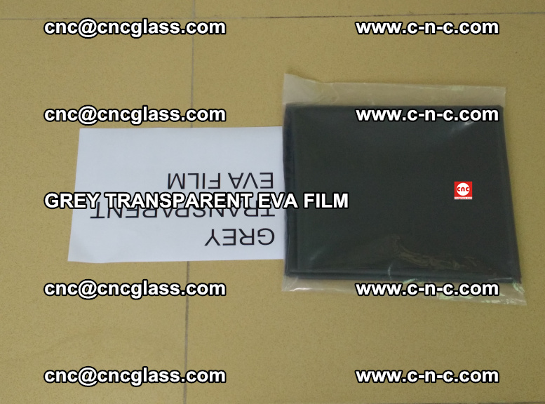 GREY TRANSPARENT EVA FILM for safety decorative laminated glass glazing (16)