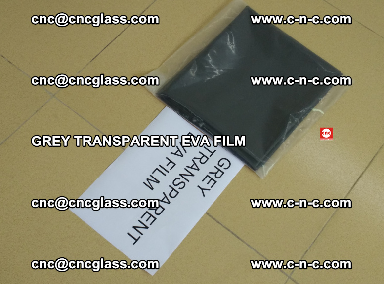 GREY TRANSPARENT EVA FILM for safety decorative laminated glass glazing (23)
