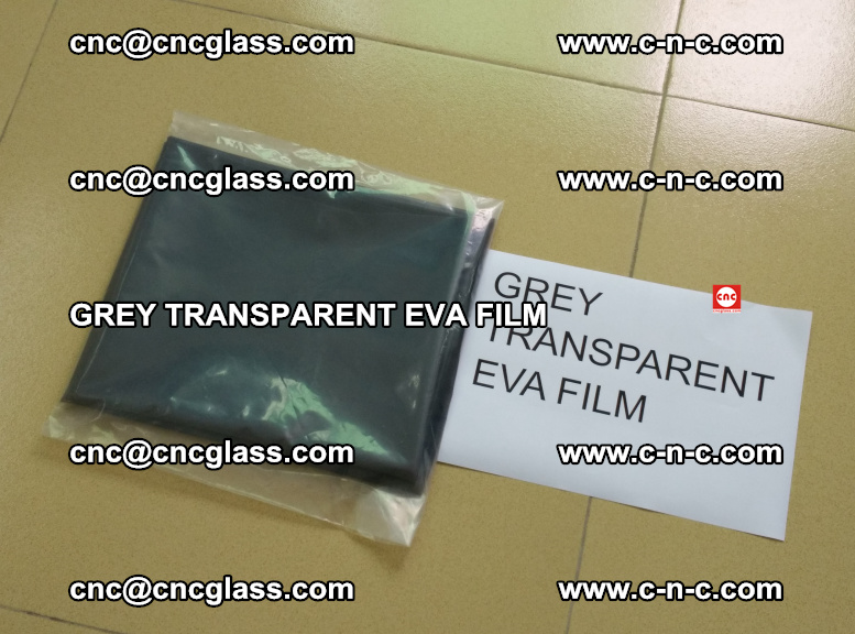 GREY TRANSPARENT EVA FILM for safety decorative laminated glass glazing (29)