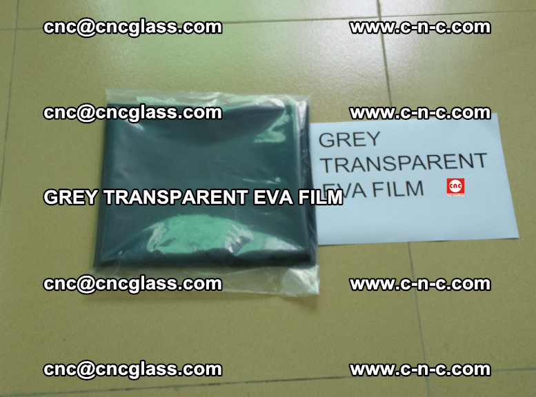 GREY TRANSPARENT EVA FILM for safety decorative laminated glass glazing (3)