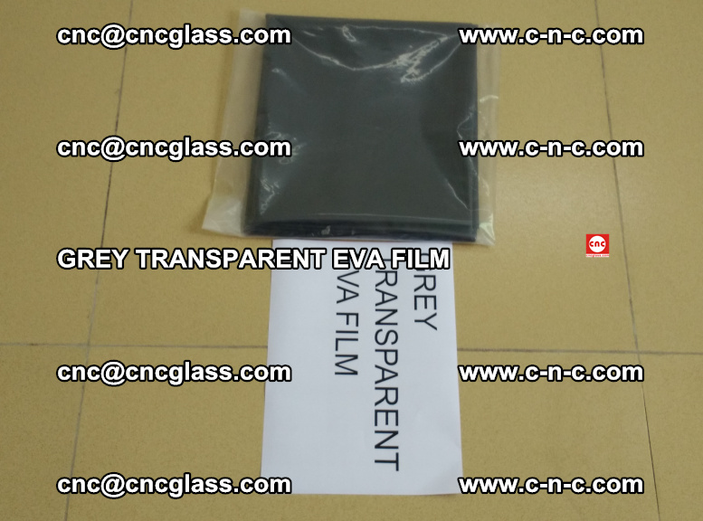 GREY TRANSPARENT EVA FILM for safety decorative laminated glass glazing (37)
